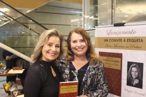 Lançamento da 2ª Edição do Livro Um Convite à Etiqueta - Boas Maneiras na Pratica de Angela Pimentel em Niterói-Rj