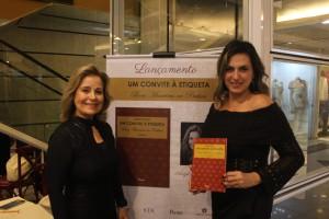 Lançamento do Livro Um Convite à Etiqueta - Boas Maneiras na Pratica de Angela Pimentel